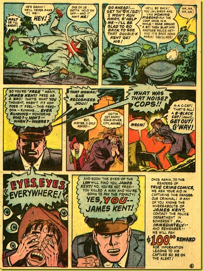 True Crime Crime Comics 1946 p7