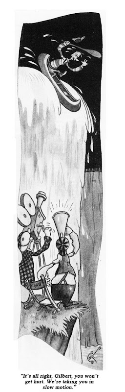 Jack Cole Cartoon Boys Life 1937 Oct