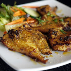 Duck Tareko (Crispy Deep-Fried Duck Marinated in Nepali Spices)