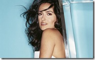 Salma Hayek desktop widescreen wallpapers