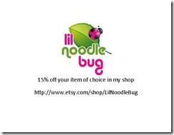 Lil Noodle Bug