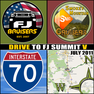 Official dates 2011 FJ Summit July 20-24th 2011 (UPDATED)