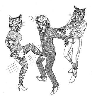 catskickdogintheballs