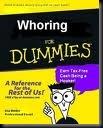 whoring