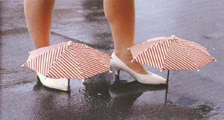 shoeumbrellas