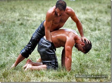 oil wrestlers2