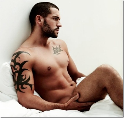 shayne ward naked