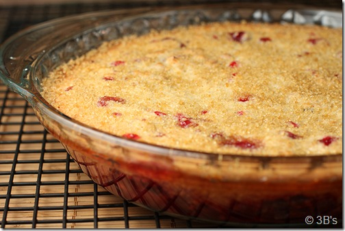 cranberry-cobbler