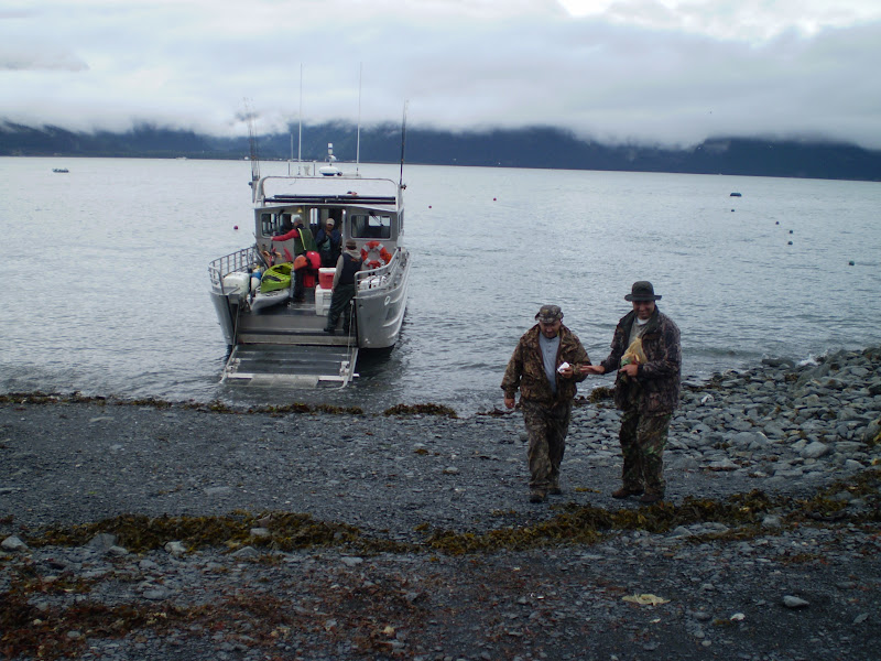 Alaska trip from 2007 the hull truth boating and for Anchorage fishing charters