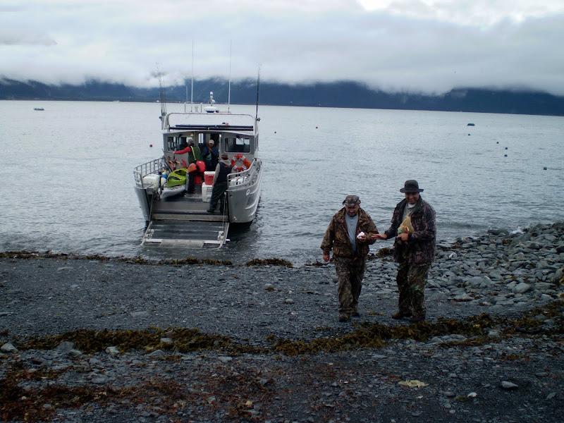 Alaska trip fishusa forums for Anchorage alaska fishing charters