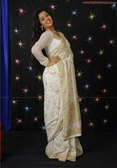 tollywood-actress-charmi-in-designer-white  saree_actressinsareephotos_blogspot_com_29