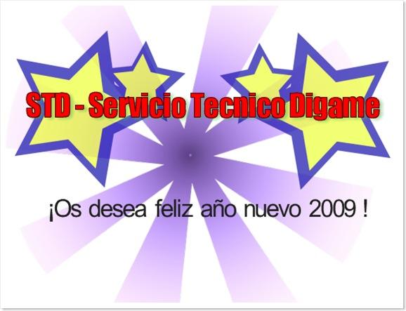 STD Feliz año 2009