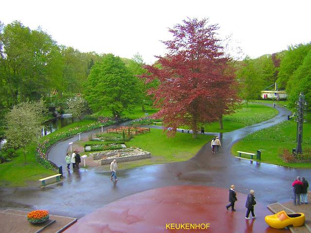 Keukenhof, uno dei giardini primaverili più estesi al mondo