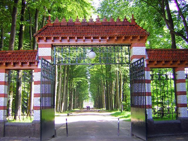 Paleis Het Loo, il Cancello