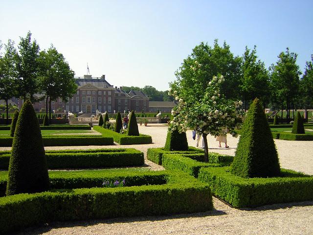 Paleis Het Loo, i giardini della Versailles del Nord