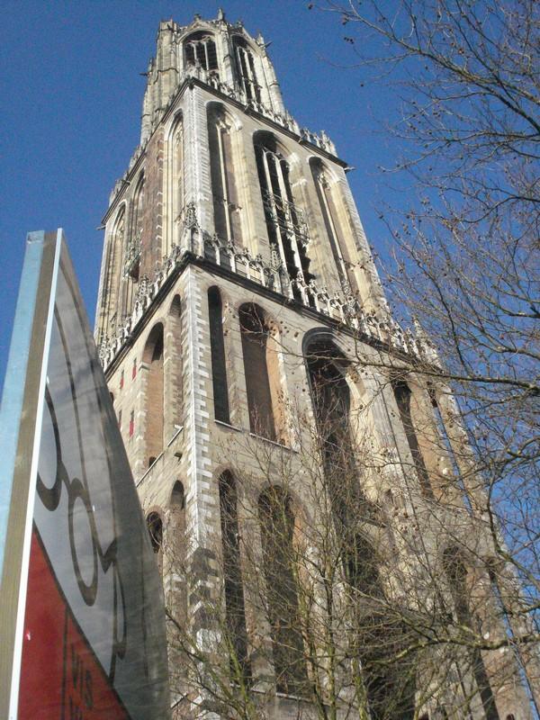 La torre più alta dei Paesi Bassi è ad Utrecht