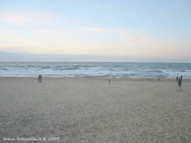 Den Haag (L'Aja), il Mare
