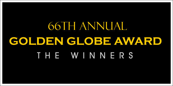 The Golden Globe Award Winners