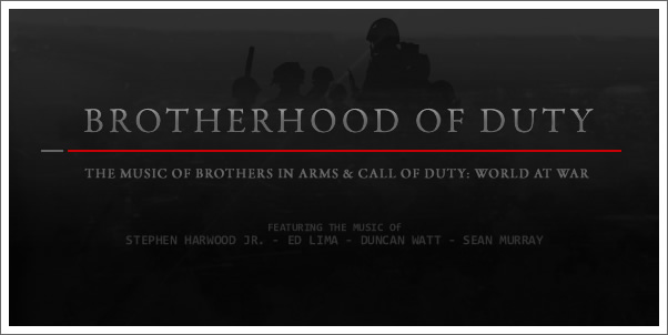 Brotherhood of Duty: The Music of Brothers in Arms and Call of Duty: World at War