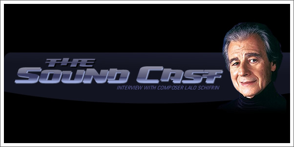 Soundcast Interview with Lalo Schifrin