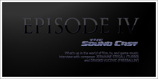 The SoundCast Episode 4:  Intv. with Jermaine Stegall (Turbo) and Drasko Vucevic