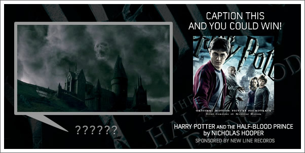 Win Harry Potter and the Half-Blood Prince Soundtrack by Nicholas Hooper