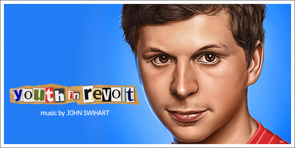 John Swihart (Blue Man Group) Scores Youth in Revolt