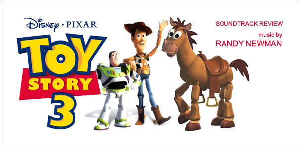 Toy Story 3 (Soundtrack) by Randy Newman - Review