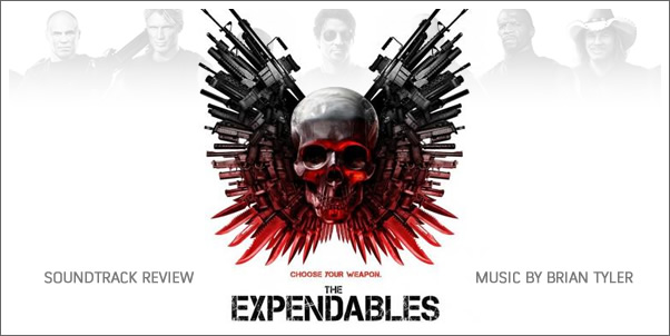 The Expendables (Soundtrack) by Brian Tyler - Review