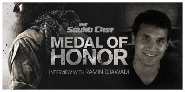 SoundCast Interview:  Ramin Djawadi (Medal of Honor)