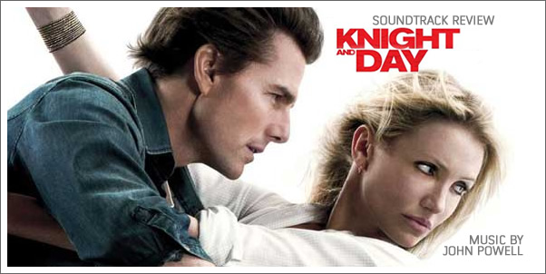 Knight and Day (Soundtrack) by John Powell - Review