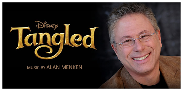 Composer Alan Menken (Tangled)To Receive Star on Walk of Fame
