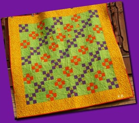 Kenra´s Quilt