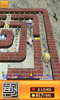 Screenshot of 3D Pac Farm