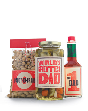 Father's Day packaging clip art