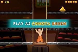 Screenshot of Chhota Bheem Save The Ladoos
