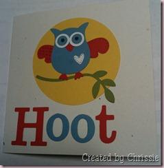 Hoot Card