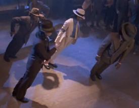 Michael Jackson lean