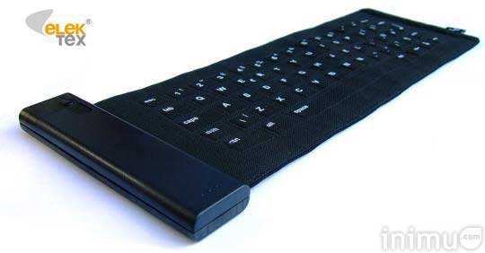 Wireless Fabric Keyboard 1