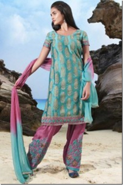 Charming Salwar Kameez 2011 Collection8