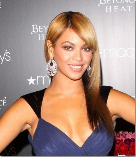 Beyonce-Straight-Long-Hairstyle