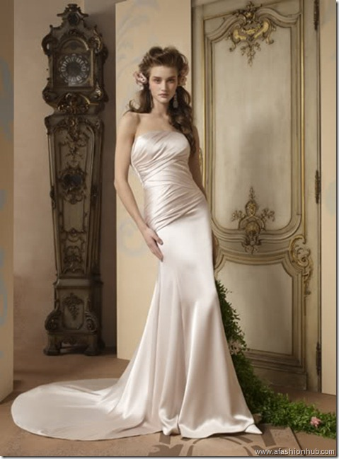 Rosie Huntington-Whiteley Alvina Valenta Bridal Collection (15)