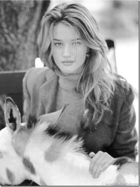 Rosie Huntington-Whiteley Editorials (5)