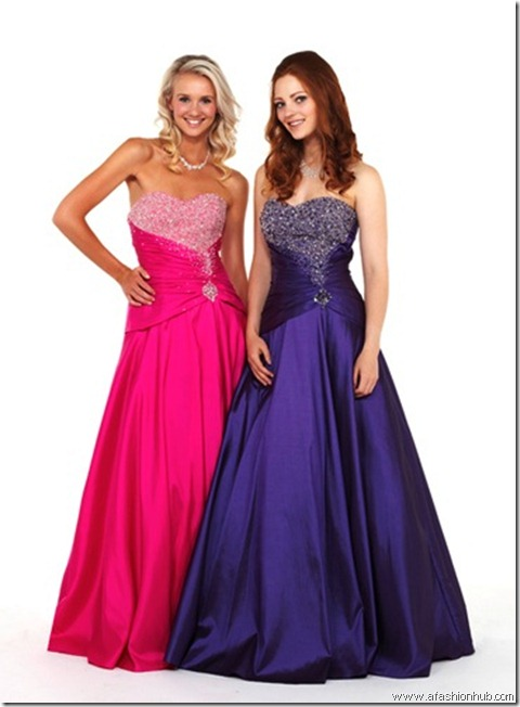 Isobella-Prom dress and ballgown