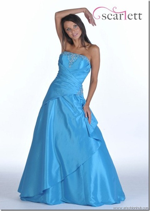 Paloma, also in Indigo and Pool Blue-Prom dress and ballgown