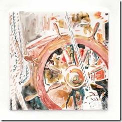 monoprint wheel