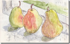 Pears for Jamie
