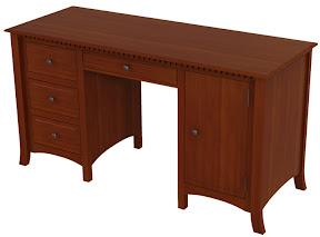 lisbon executive desk
