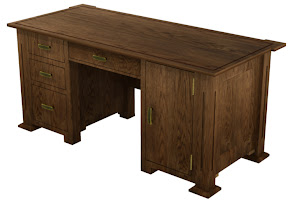 sacramento executive desk