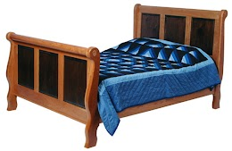 Complementary Style,Classic Bed Frame